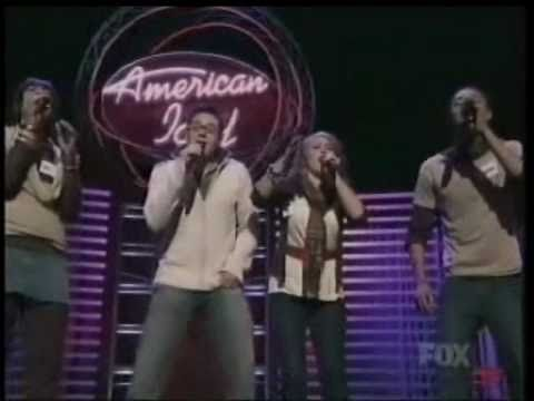 VIDEO Danny Gokey American Idol - Week 2 Group