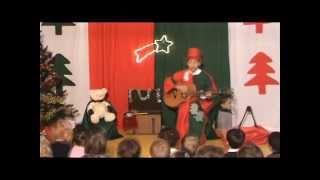 """Spectacle MAGIMUZIK - """"Le Magimusicien de Noël"""" pour les Tout Petits"""