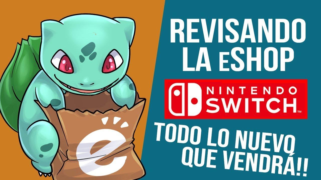 Muchos Juegos Nuevos Para Nintendoswitch Junio 2018 Youtube