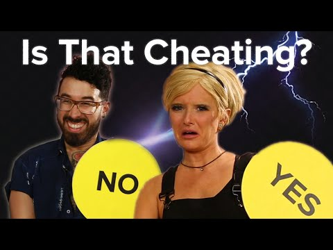 Jay Steele - What Do You Consider Cheating?