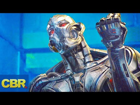 How We Might See Ultron In Marvel Avengers Endgame