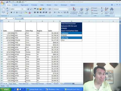 How to Calculate Age in Excel from a Date of Birth from YouTube · Duration:  5 minutes 56 seconds