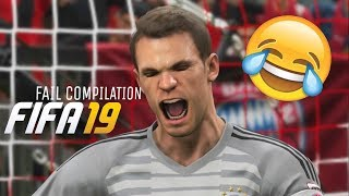 FIFA 19 Fail Compilation | Funny Moments | Celebration Glitches & Bugs Part #4