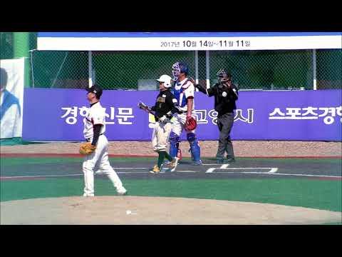 [스포츠경향] 경향신문 가을야구 조마조마-챔피온스 하이라이트