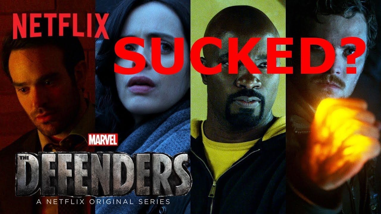 Download Did the Defenders Suck?