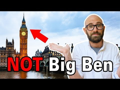 The Truth About Big Ben and the Famous Clock Tower