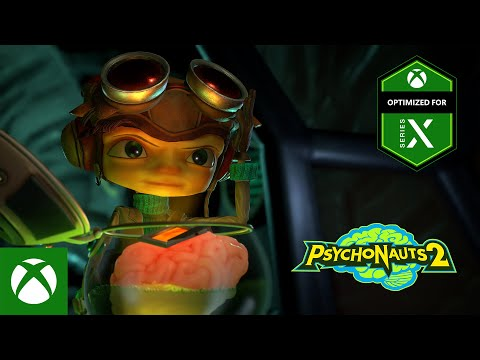 Psychonauts 2 - Gameplay Music Trailer