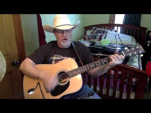 1778 -  Started Liking Cheatin' Songs  - John Anderson vocal & acoustic guitar cover with chords