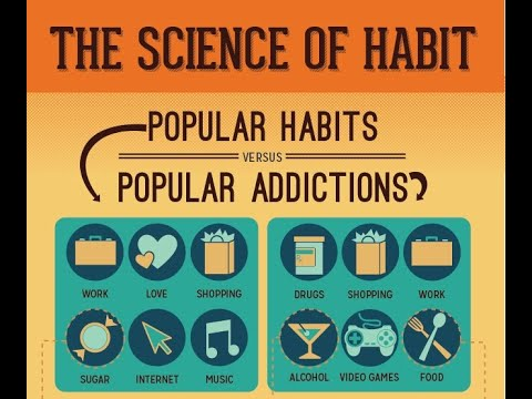 Habits & Addiction, Your Discipline Trippin from YouTube · Duration:  6 minutes 30 seconds