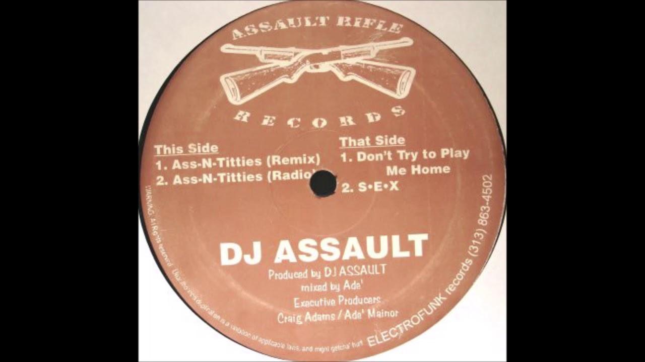 Cover art for the dj assault