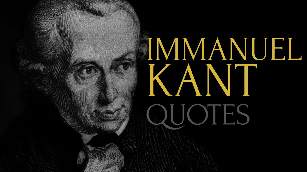 an analysis of immanuel kants ideals and philosophies Immanuel kant was a german philosopher in the 18th and early 19th centuries who had a profound affect on modern moral philosophy, especially through what many what are influential ideas and major works for immanuel kant in the philosophy of immanuel kant, a moral agent is a being that is in control of its own choices our summaries and analyses are written by experts, and your questions are answered by real teachers.