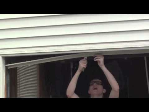 garage door trim kitReplacing garage door trim  YouTube
