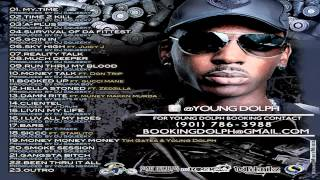 Young Dolph - Hella Stoned (Feat. Zed Zilla) [Prod. By DJ Squeeky]