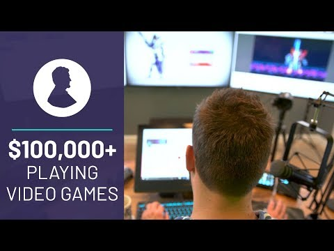 How To Make Money On Twitch: King Gothalion Makes Over $100,000 Playing Video Games