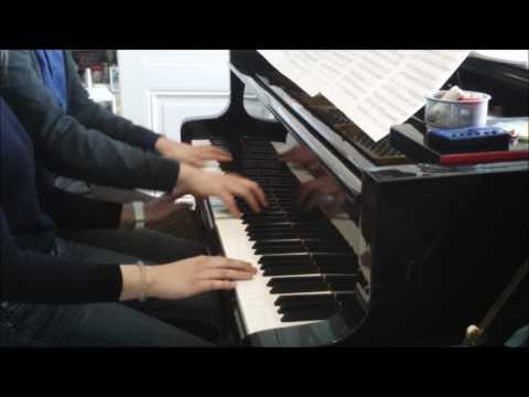 Revolution in Paradise Piano