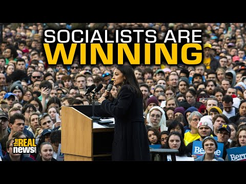 Sanders Is Out, But Socialists Are Still Winning Elections
