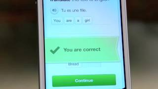 App Review: Learning a Language
