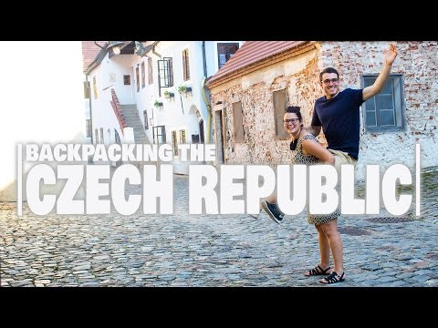 Backpacking Czech Republic - Adventures of Jake and Ness