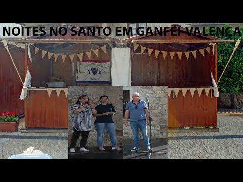NOITES NO SANTO GANFEI EM FESTA 2018