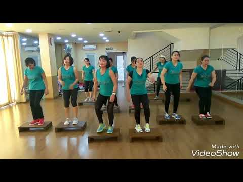 STEP CARDIO Dance for Fitness and Fun