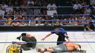 Undertaker vs John Cena (June 2004)