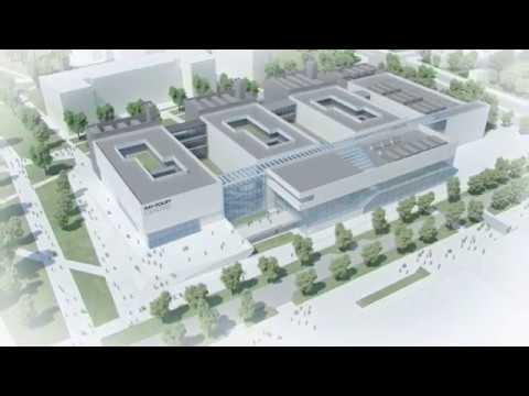 Ray Dolby Centre - Cavendish Laboratory - Cambridge University