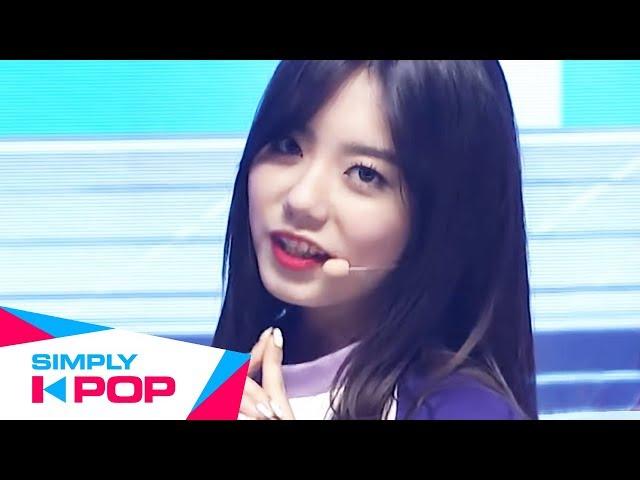 Simply K-Pop _ I.O.I(아이오아이) _ Very Very Very(너무너무너무) _ Ep.238 _ 110416
