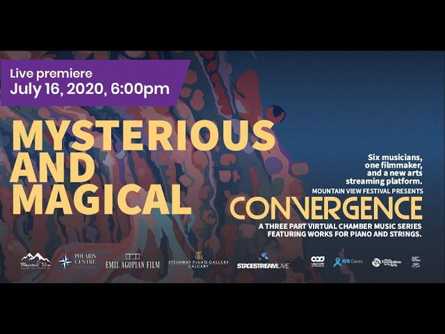 Convergence Series Part 3 / Mysterious & Magical: A Journey Into a World of Dreams & Imagination