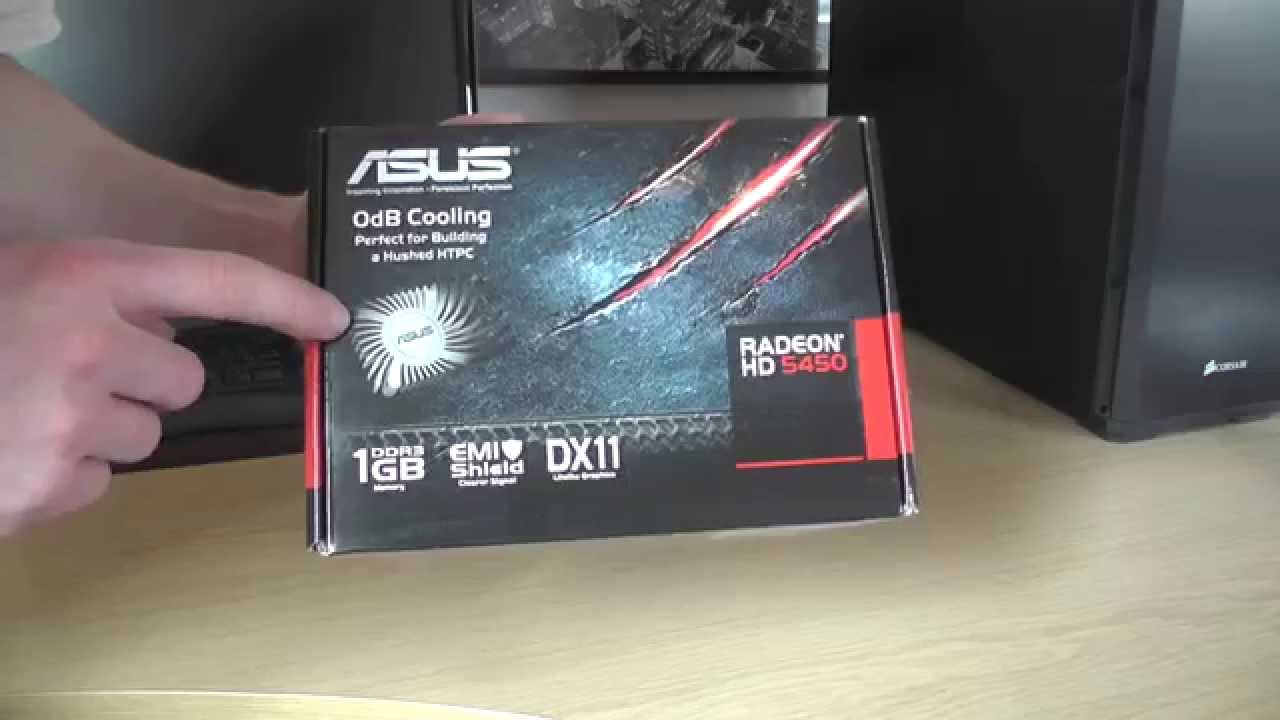 ASUS HD 5450 SILENT DRIVER UPDATE