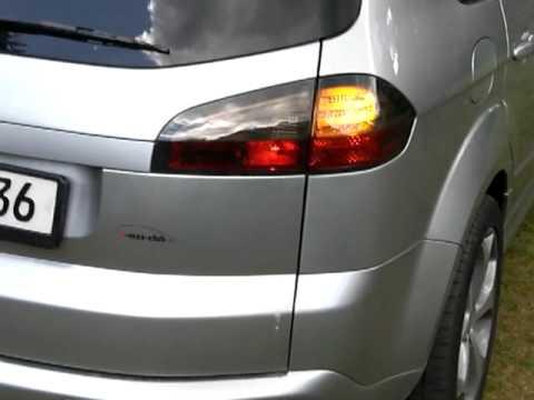 Ford S Max Get 246 Nte R 252 Ckleuchten Youtube