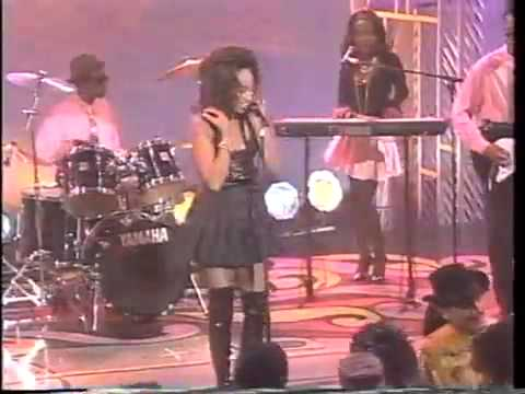 Jody Watley - I Want You (+Interview) (Soul Train 1992)