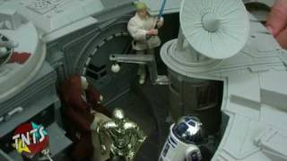 Hasbro Star Wars Big Millenium Falcon Video Review