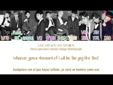 UP10TION - 나한테만 집중해 (Attention) - Color Coded Lyrics (Han-Rom-Eng-Esp)