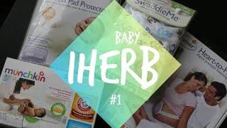 Заказ с iHerb для новорожденного #1