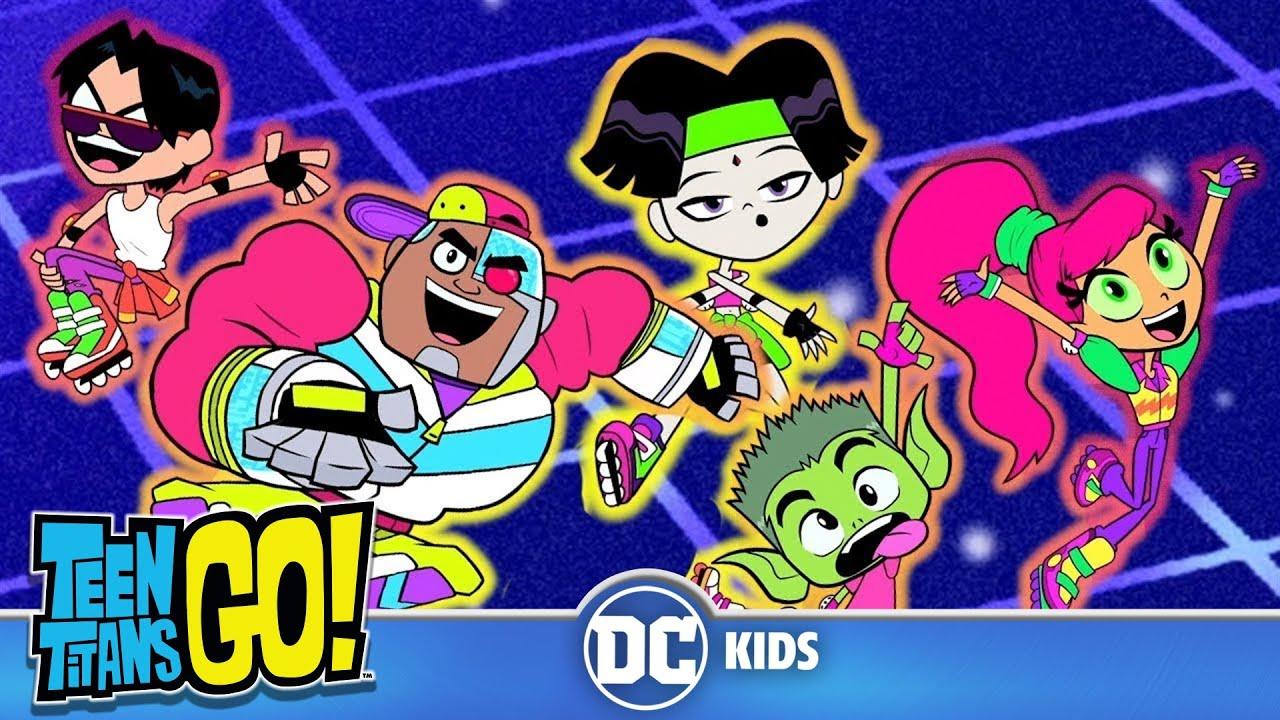 Teen Titans Go In Italiano  Facciamo I Fighi  Dc Kids -7720