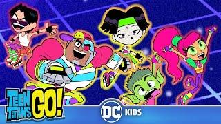 Teen Titans Go! in Italiano | Facciamo i fighi! | DC Kids