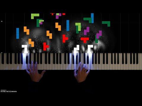 Tetris Theme (Piano Version) - 400k Special