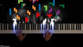Tetris Theme (Piano Version)
