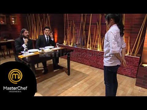Kali ini Dishes Grand Finalis di puji Juri [Master Chef Indonesia Session 4] [12 September 2015]