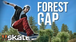 Skate 3 W LD FOREST GAP Epic Challenges