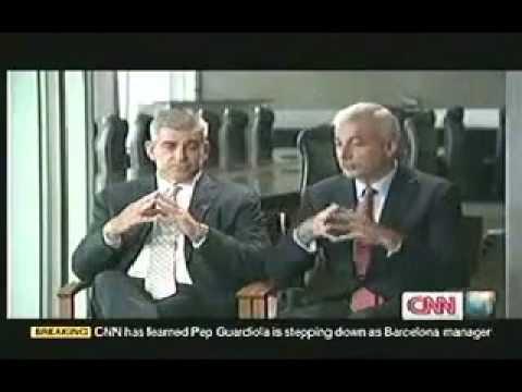 CNN NEWS LIVE with Jaime Augusto and Fernando Zobel de Ayala  (Part 1)