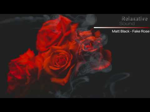 Matt Black | Fake Rose