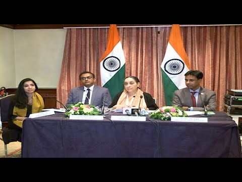 MEA briefing on Vice President's address at the 12th ASEM in Brussels