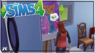 Wir bauen eine Terasse - Die Sims 4 - #20 - Balui + miri33