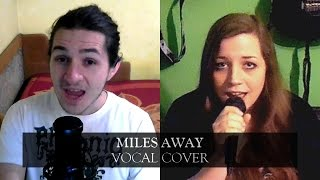 Memphis May Fire - Miles Away (Acoustic) (vocal cover by Chongee & Eva Raffai)
