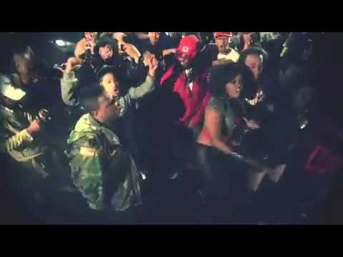HQ Waka Flocka Flame feat  P  Diddy & Rick Ross   O Let's Do It Remix Official Music Video