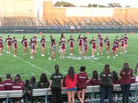 2012 Morton High School Varsity Cheerleaders Meet The