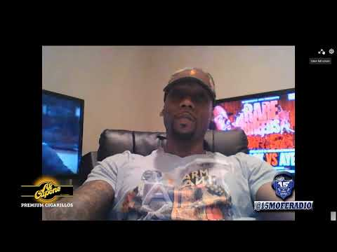 ARP TALKS ADDING KING LOS TO THE RBE RARE BREEDS CARD ON AUGUST 8