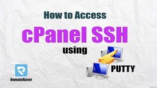How to manage SSH Access Cpanel Server - using Putty (Public and Private keys)