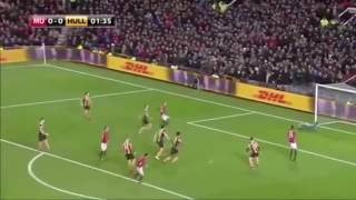 Manchester United Vs Hull City 2-0 EFL 10/01/2017 ALL GOALS
